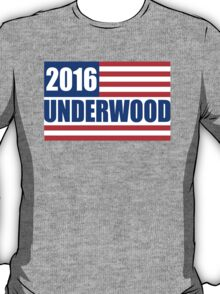 Underwood 2016 - Show Your Support T-Shirt