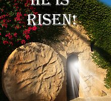 He is Risen by sunshine0