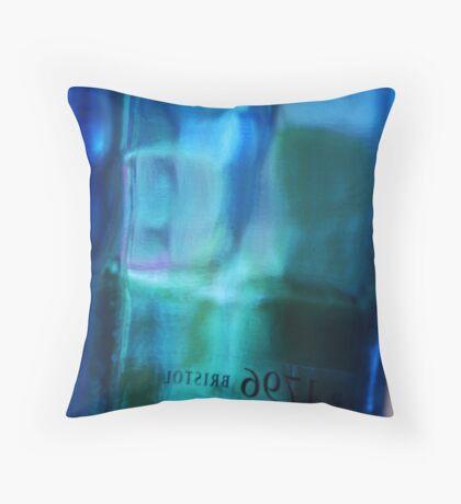 Bristol Blue Throw Pillow