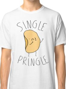 Single Pringle  Classic T-Shirt
