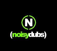 Logo w/ Noisy Music N by NoisyDubs