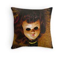Annabelle #9 Throw Pillow