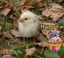 Happy Easter by Linda Jones