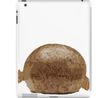 Iskybibblle Products / Feed me Haggis/White iPad Case/Skin