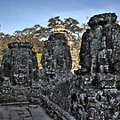 Bayon by Jeanne Frasse