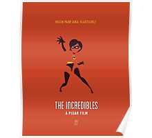 The Incredibles: Elastigirl Poster