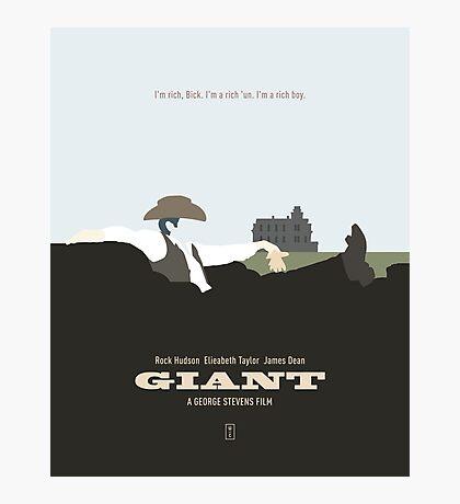 Giant Photographic Print