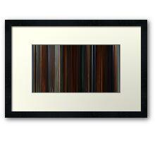 Brave (2012) Framed Print