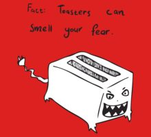 Toasters Can Smell Your Fear by Playmate