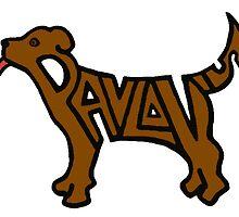 Pavlov's Dog by alannarwhitney