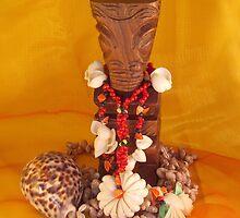 Tahitian idol... by jean-louis bouzou