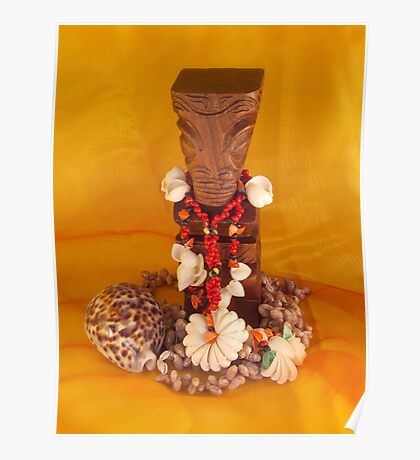 Tahitian idol... Poster