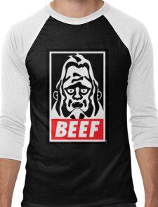 Obey Beefsquatch Men's Baseball ¾ T-Shirt