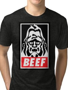 Obey Beefsquatch Tri-blend T-Shirt