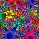 Flower Carpet by Luca Renoldi