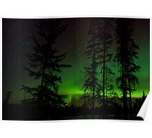 March26/09 Auroras Poster