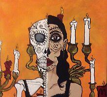 Dia de Los Muertos by cnaylor3889