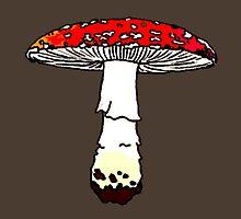Amanita Mushroom by alannarwhitney