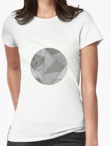 Organized Chaos Womens Fitted T-Shirt