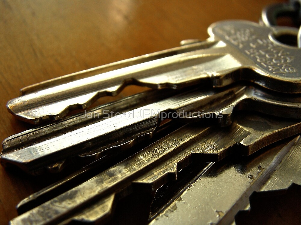 the key is the keys by Jan Stead JEMproductions