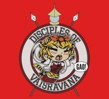 Shou Toramaru & the Disciplines of Vaisravana T-Shirt