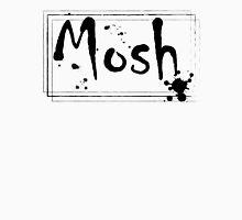 Black Mosh logo Unisex T-Shirt