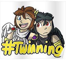 #Twinning [Kid Icarus: Uprising] Poster