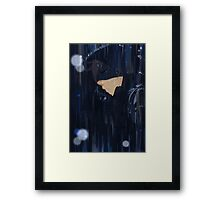 KH: Sky Tears Framed Print
