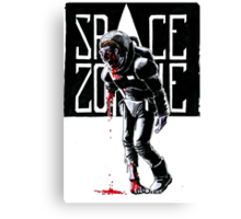 SPACE ZOMBIE Canvas Print