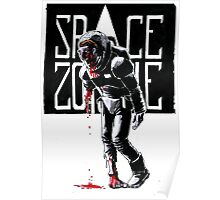 SPACE ZOMBIE Poster