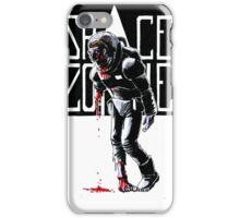SPACE ZOMBIE iPhone Case/Skin
