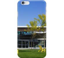 Yellow Adirondacks  iPhone Case/Skin