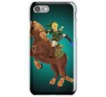 Link and Epona iPhone Case/Skin