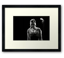 Taking A Moment Framed Print