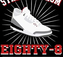 Straight from 88 by tee4daily