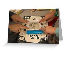 Interpreting a Prescription Greeting Card