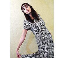 Hippie Style. Photographic Print