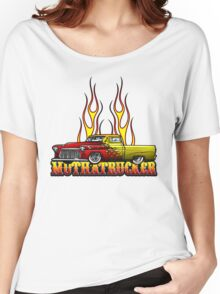 Mutha Trucker Women's Relaxed Fit T-Shirt
