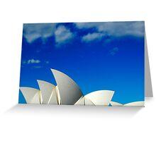 Sail & Clouds Greeting Card