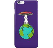 ShroomWorld iPhone Case/Skin