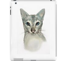 Barbara's Cat iPad Case/Skin
