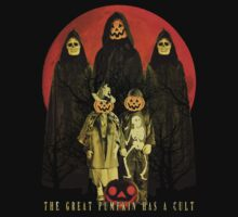 Cult of the Great Pumpkin: Trick or Treat T-Shirt