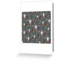 """""""Synapsing now. - GREY""""© Greeting Card"""