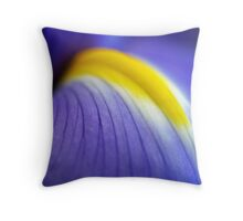 It Comes From Within Throw Pillow
