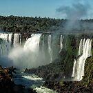 Iguazu Falls by photograham