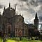Dunfermline Abbey Church by Tom Gomez