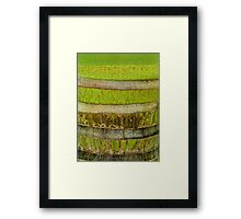 Bark 1 Framed Print