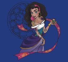 Disney Heroines - Esmeralda T-Shirt
