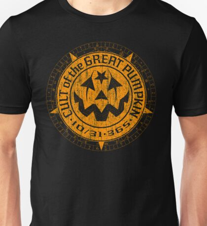 Cult of the Great Pumpkin: Alchemy Logo Unisex T-Shirt