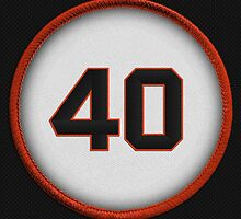 40 - Mad Bum (on black) by DesignSyndicate